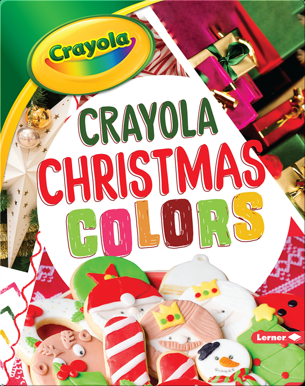 Crayola ®️ Christmas Colors