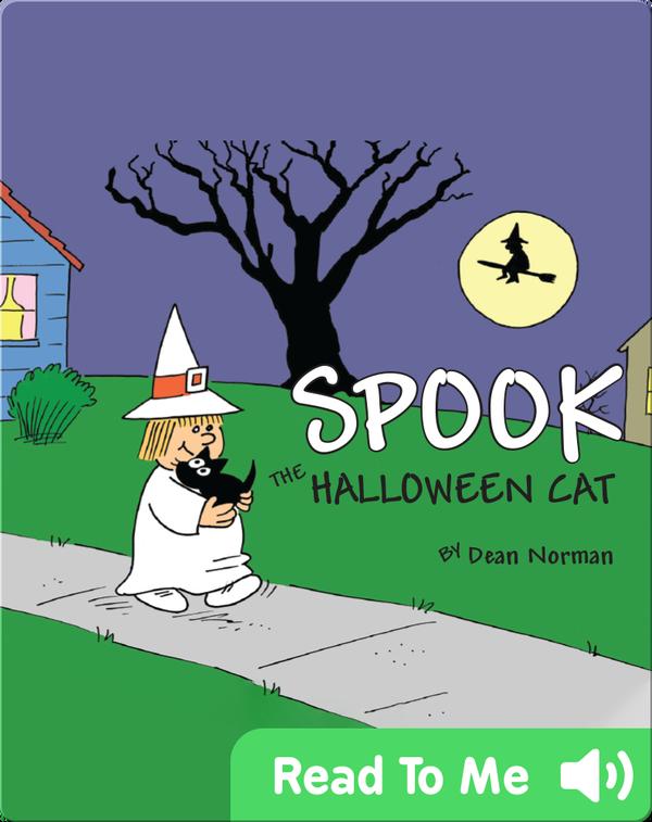 Spook The Halloween Cat