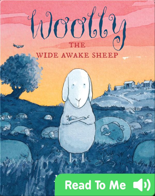 Woolly The Wide Awake Sheep