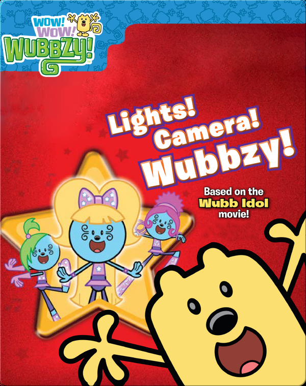 Lights! Camera! Wubbzy!
