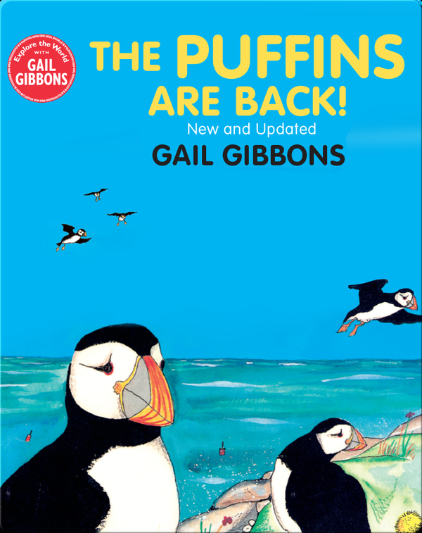 The Puffins Are Back!