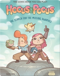 Hocus & Pocus: The Search for the Missing Dwarves