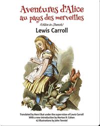 Aventures d'Alice au Pays des Merveilles