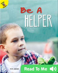 Be A Helper