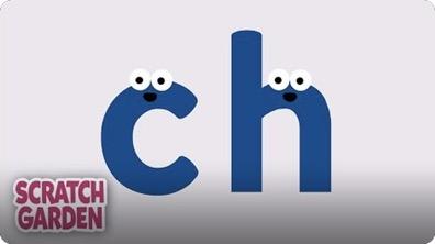 The CH Sound | Phonics Video