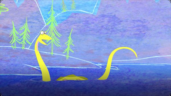 I'm A Monster: Loch Ness