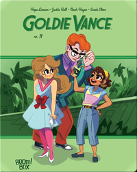 Goldie Vance No. 11