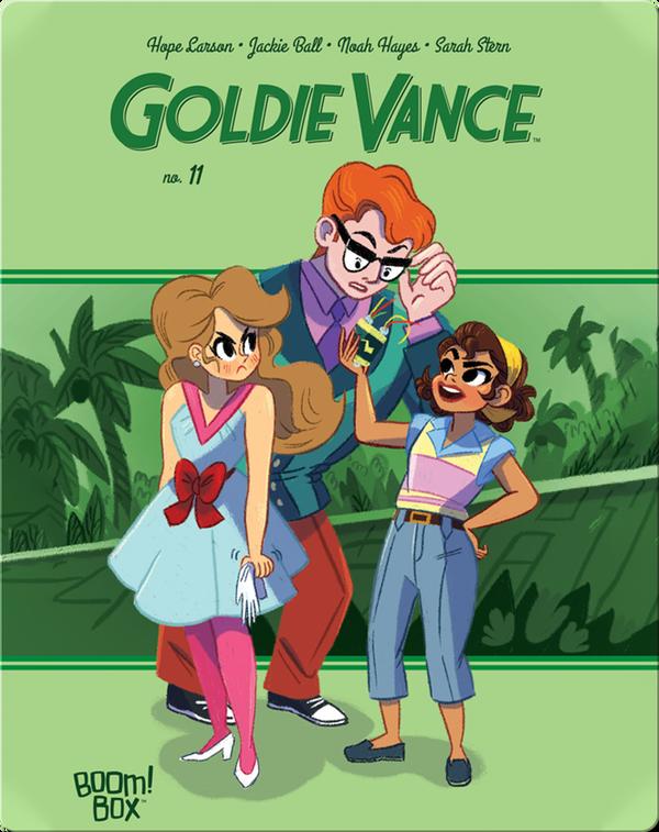 Goldie Vance No. 11