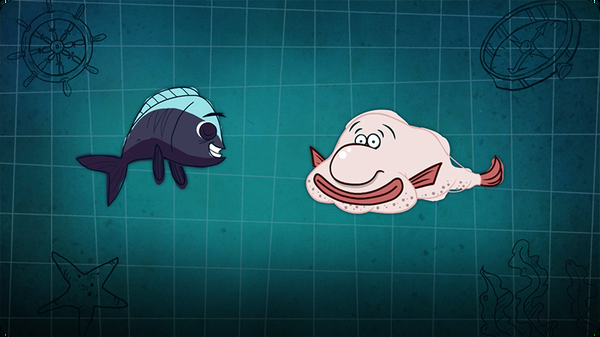 I'm A Blobfish