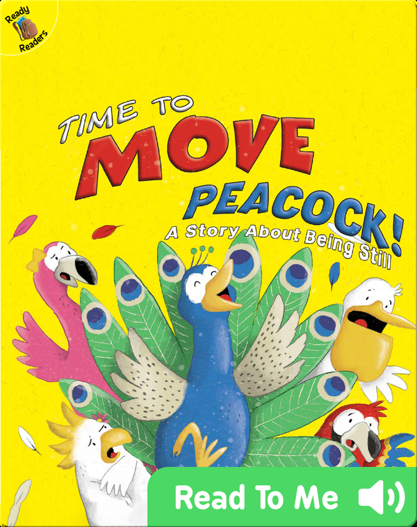 Time To Move Peacock