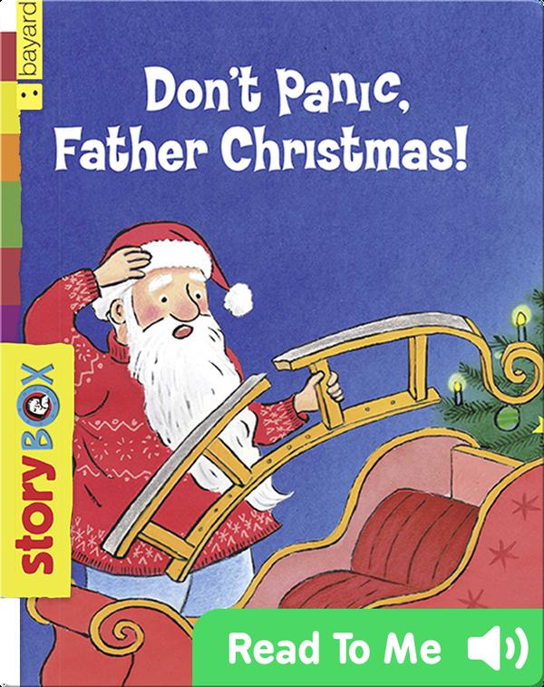 Don't Panic, Father Christmas!