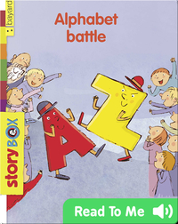 Alphabet Battle