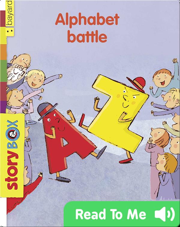 Alphabet Battle