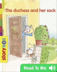 The Duchess and Her Sock