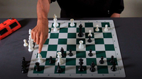 Capturing Pieces vs. Pursuing Checkmate in Chess