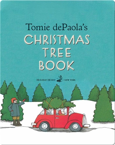 Christmas Tree Book