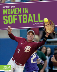 Women in Softball