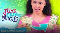 Magic Money Trick | JUNK DRAWER MAGIC