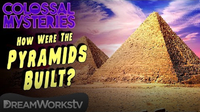 SOLVED: How The Pyramids Were Built | COLOSSAL MYSTERIES