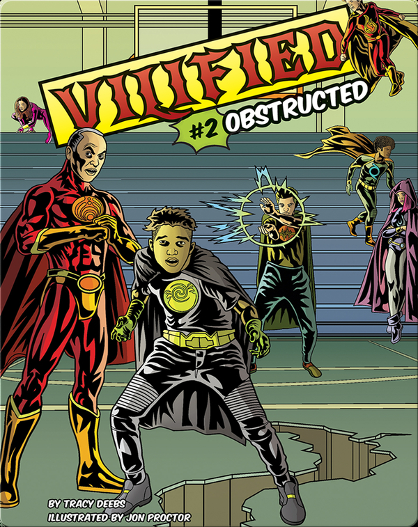 Vilified Book 2: Obstructed