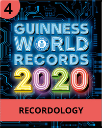 Guinness World Records 2020: Recordology
