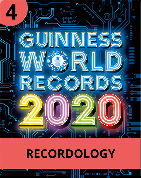 Guinness World Records 2020: Recordology