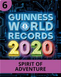 Guinness World Records 2020: Spirit of Adventure