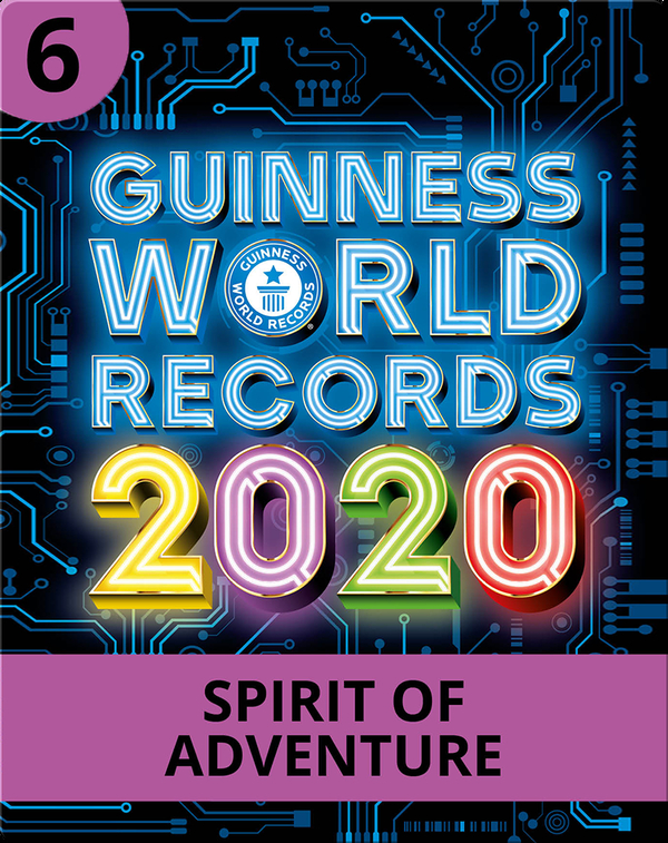 Guinness World Records 2020: Spirit of Adventure