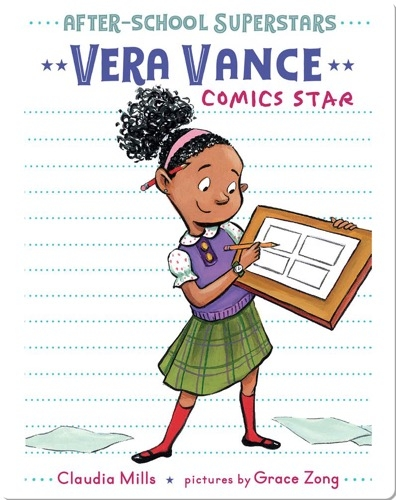 Vera Vance: Comics Star (After-School Superstars)