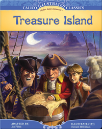 Calico Illustrated Classics: Treasure Island