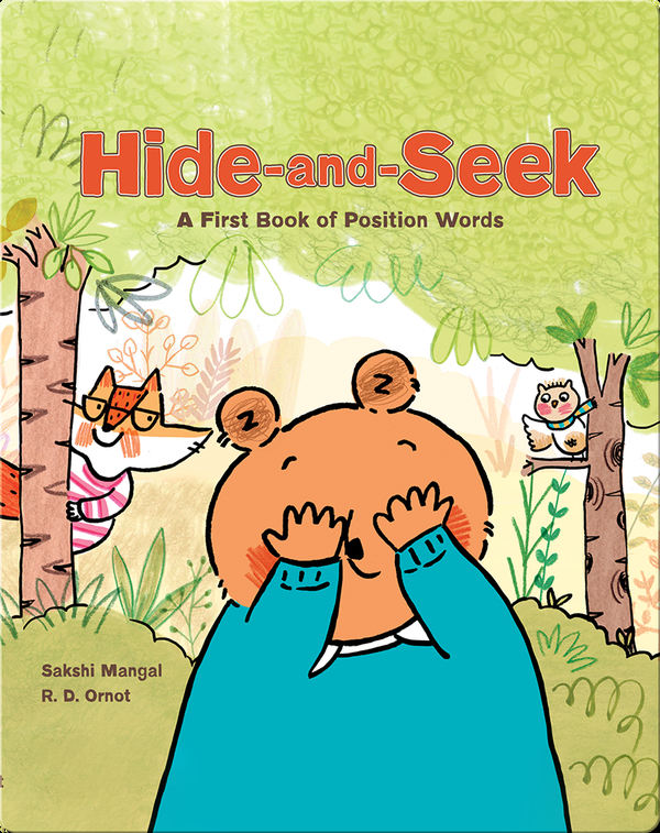 Hide-and-Seek: A First Book of Position Words