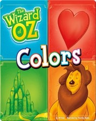 The Wizard of Oz: Colors