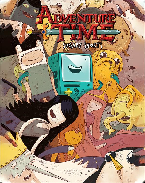 Adventure Time Sugary Shorts Vol. 1