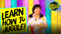 GO With YOYO: Learn How to Juggle