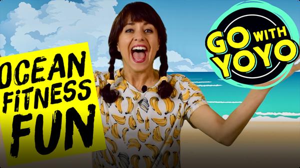 GO With YOYO: Ocean Fitness Adventure