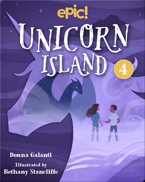 Unicorn Island Book 4: The Secret of Lost Luck