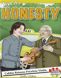 Live it: Honesty