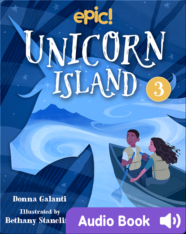 Unicorn Island Book 3: The Secret of Lost Luck