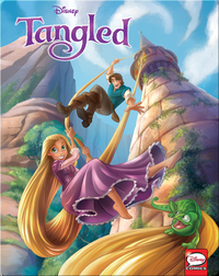 Disney Princesses: Tangled