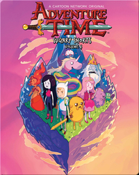 Adventure Time Sugary Shorts Vol. 4