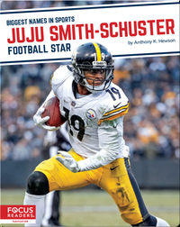 Juju Smith-Schuster: Football Star