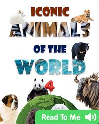 Iconic Animals of the World 4