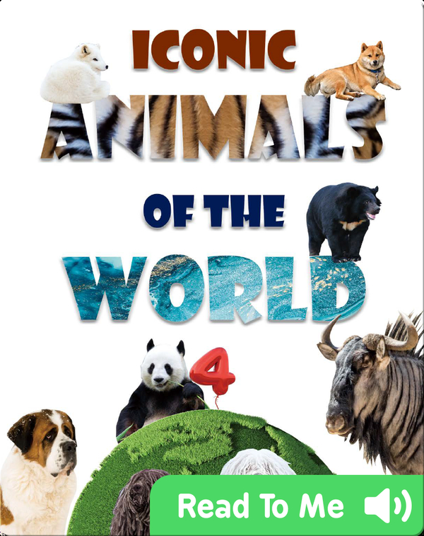 Iconic Animals of the World 4