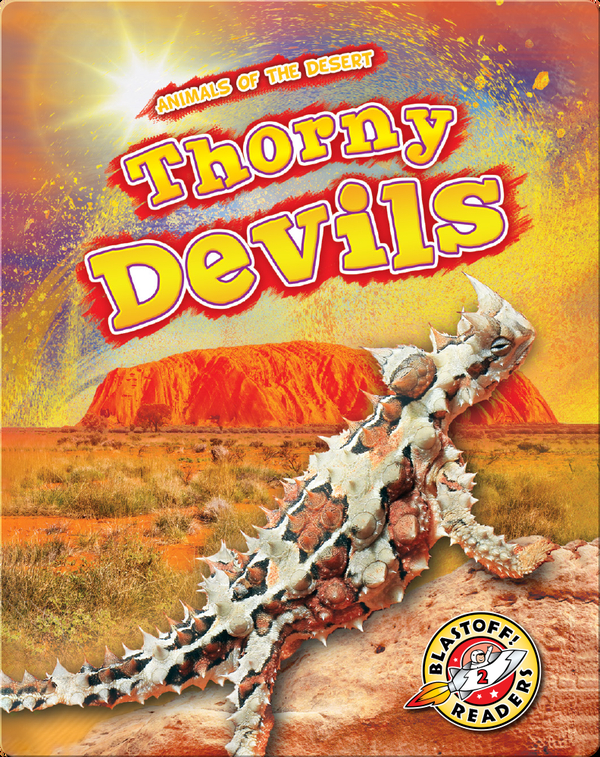 Animals of the Desert: Thorny Devils