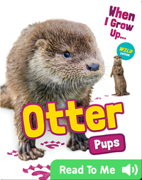 When I Grow Up: Otter Pups