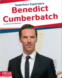 Superhero Superstars: Benedict Cumberbatch