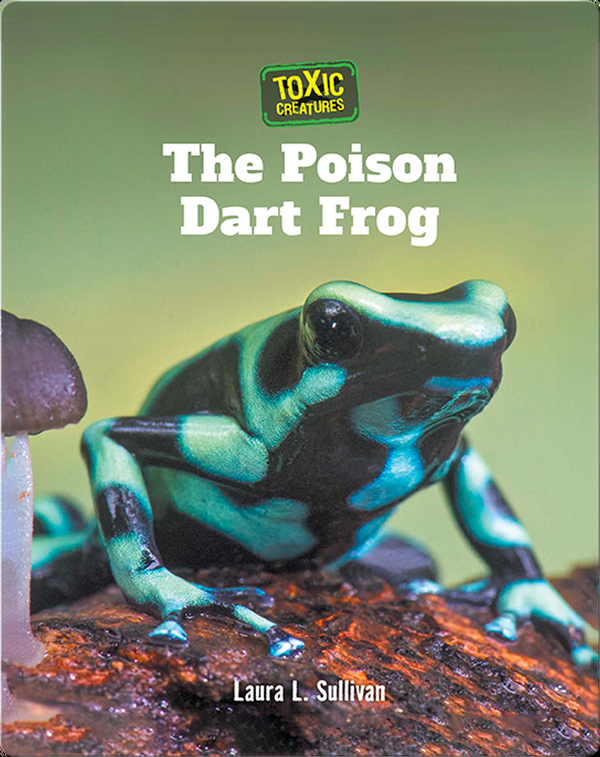 Toxic Creatures: The Poison Dart Frog