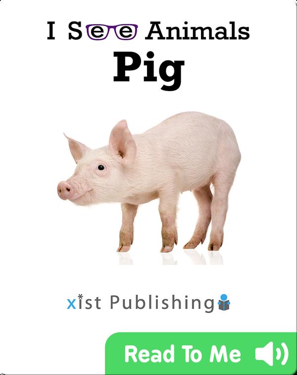 I See Animals: Pig