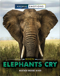Animal Emotions: When Elephants Cry