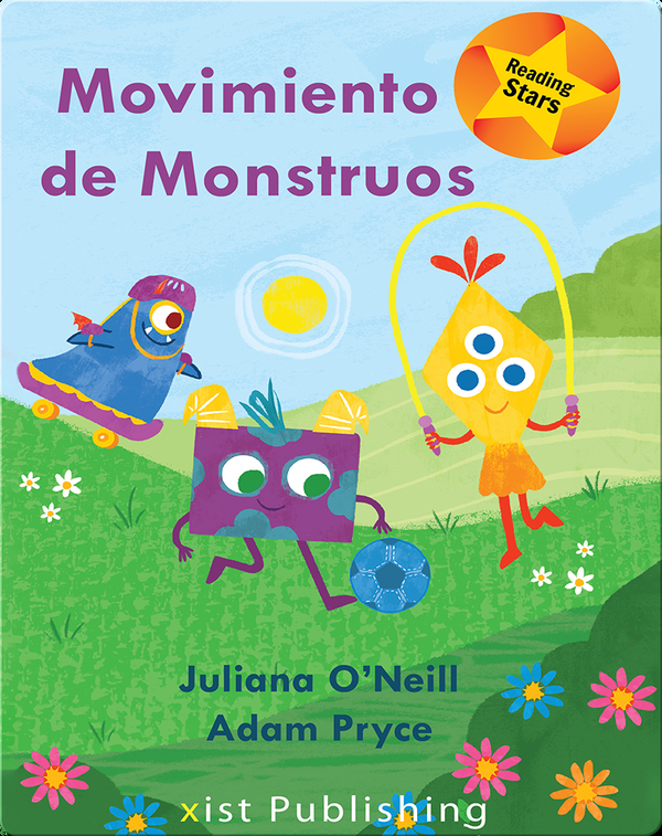 Reading Stars: Movimiento de Monstruos